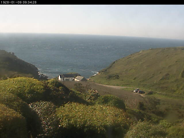 Porthgwarra webcam - Porthgwarra Cove webcam, England, Cornwall